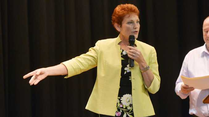 Pauline Hanson has refused to concede defeat in Lockyer despite the ECQ declaring the seat yesterday.