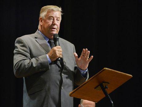 LNP MP Ian Rickuss.
