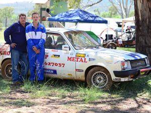 February Proston Rally