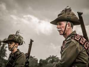 Riders trek Light Horse battlefields