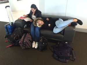 Ipswich family caught in Jetstar drama