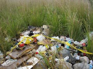 Council crackdown on illegal dumping and littering