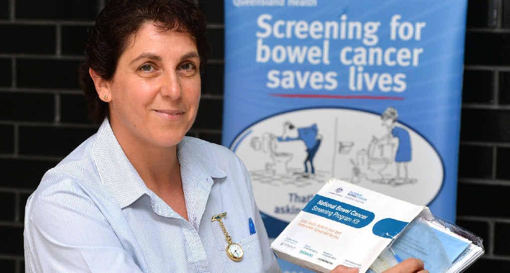 Nurse co-ordinator Tania Mattinson.