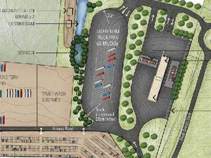 Eton farmland will be transformed into a major transport hub