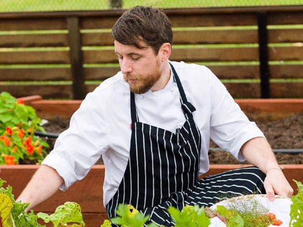 MORE HATS FOR SPICERS: Spicers Peak Restaurant head chef Doug Innes-Will has led his team to be awarded two AGFG Chef Hats for 2015.