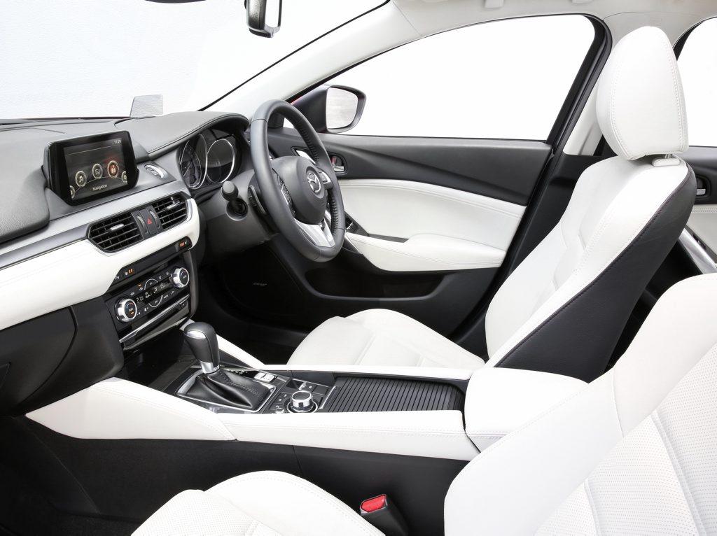 The 2015 Mazda6 has been released.