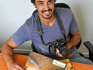 Leeroy snaps up coveted Gympie Times calendar cover