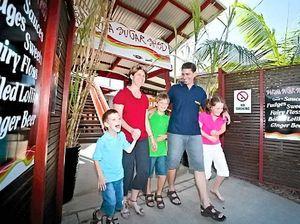 Ohh sugar, sugar! Sugar Shed attracts tourists