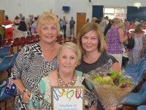 Award for tireless Lockyer Valley volunteer