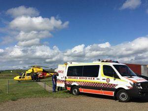 11yo boy hit by car at South Grafton flown to Lismore