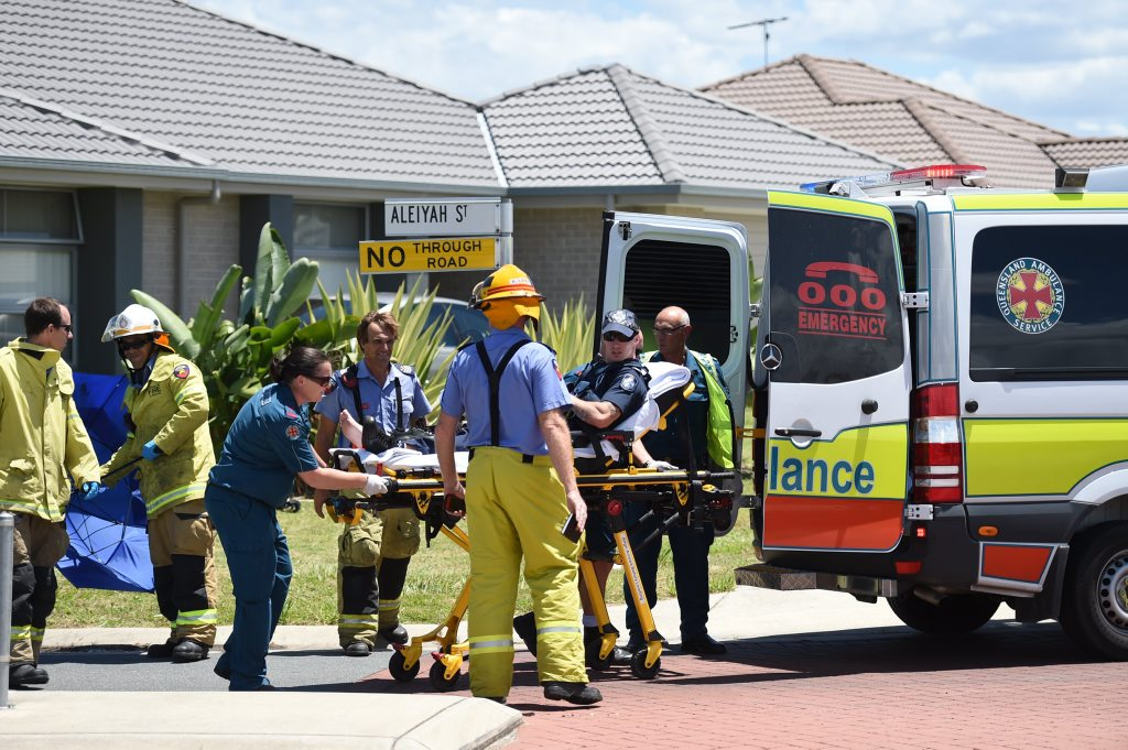 A police officer has been injured during a car chase through Caboolture. Photo Vicki Wood / Caboolture News
