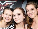 LOUISE Wallace and her two friends skipped school yesterday for a chance at the big time as the X Factor TV show auditions rolled into Byron Bay.