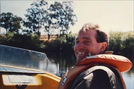 Former Lismore man Jeffery Brackenrig, pictured around 2002.