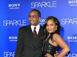 Bobbi Kristina Brown was in a car accident