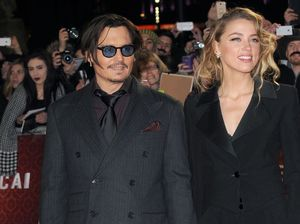 Amber Heard takes out restraining order on Johnny Depp