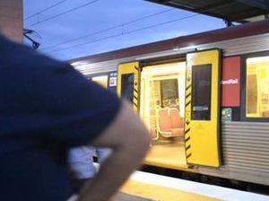 All pollies responsible for rail snub