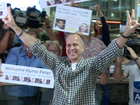 Australian Al Jazeera journalist Peter Greste was freed earlier this year. The Qatari news outlet is now calling for two reporters detained in Nigeria to be set free.