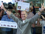 Peter Greste returns to Australia