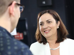 Palaszczuk makes Ipswich departments a priority