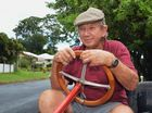 At 105, meet Gympie's oldest car