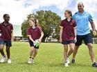 NRL team gives tips on health