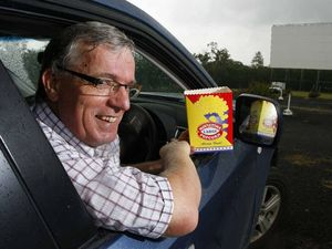 Gridlock at the drive-in as theatre reaches new success