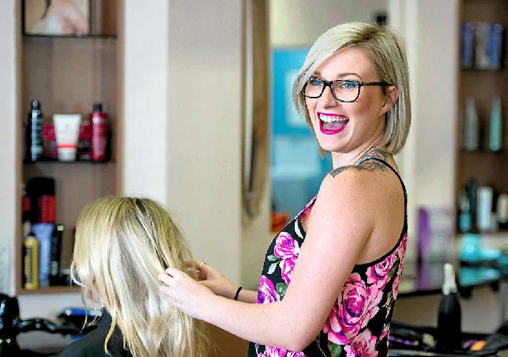 TRAVEL BUG: Michaela Ward is this week's Girl Friday.