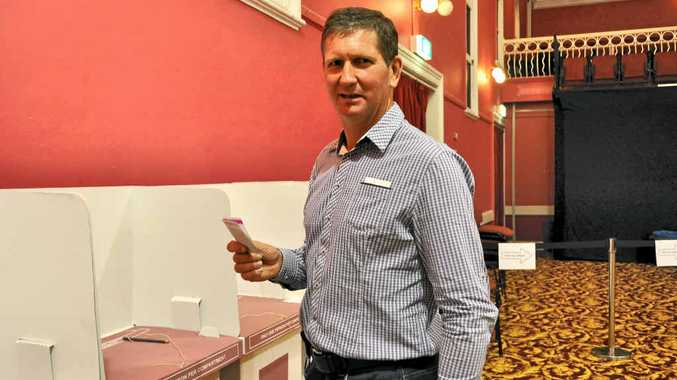 ANOTHER BALLOT TODAY: Lawrence Springborg is a contender for the LNP leadership which will be decided today, with other likely starters including Fiona Simpson, Tim Nicholls and Scott Emerson.