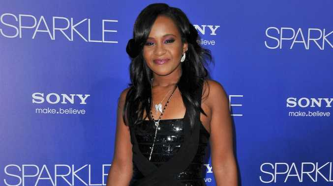 Bobbi Kristina Brown, daughter of Bobby Brown and the late Whitney Houston.