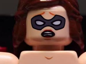 Everything is awesome... Fifty Shades gets Lego treatment