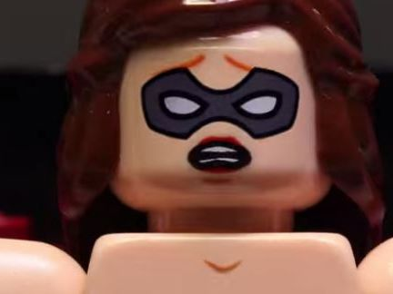 Fifty Shades of Grey has been given the Lego treatment