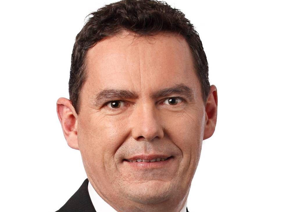 New Chairman and Managing Director Mark Bernhard.