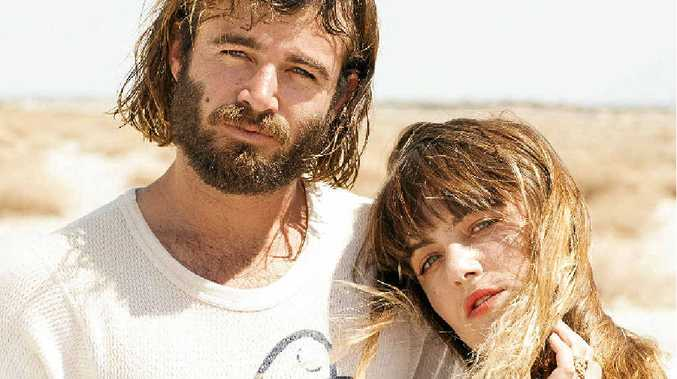 AMAZING CAREERS: Angus and Julia Stone have come a long way from playing before small crowds in country pubs.