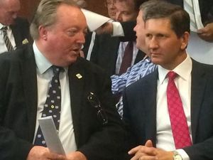 "Springborg promises ""new style of LNP"" as KAP says no deal"