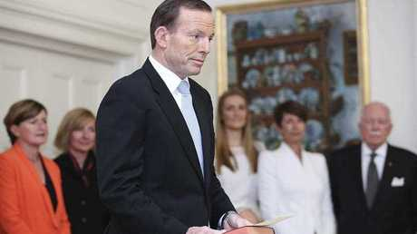 Prime Minister Abbott said Sunday, Feb. 8, 2015, he has moved up a challenge to his own leadership to Monday in the interests of ending uncertainty about his government's direction.