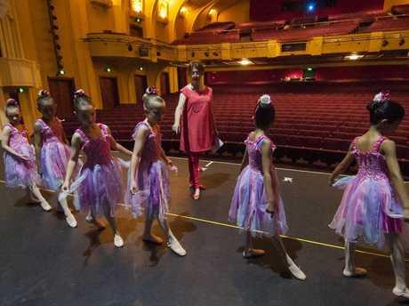 Living Dance School Toowoomba.