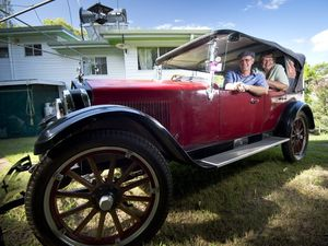 Oldest cars in Gladstone hail from 1914