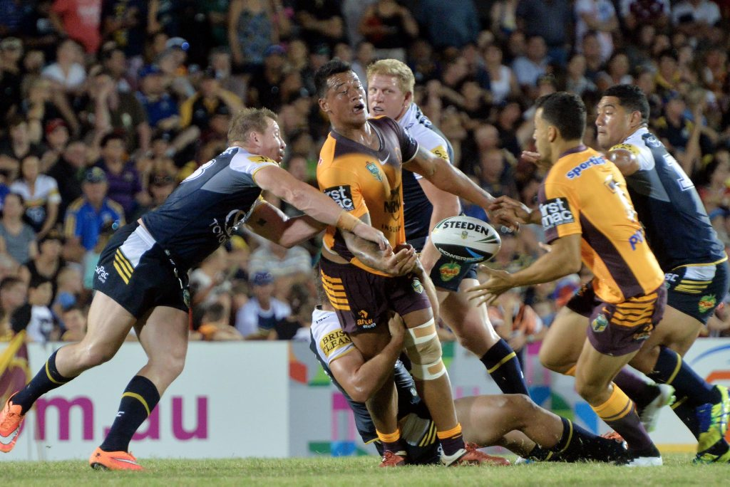 BROADCAST: Brisbane Broncos' trial match against North Queensland Cowboys will be broadcast by ABC.