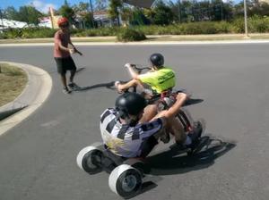 Drift trikes in Gladstone