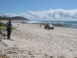 Shelly Beach shark attack