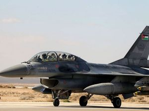 Jordan launches 56 airstrikes on ISIS for hostage death