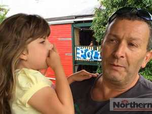Father tells of how cannabis oil helped his daughter