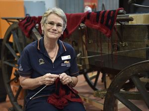 Keen knitters wanted for museum war tapestry