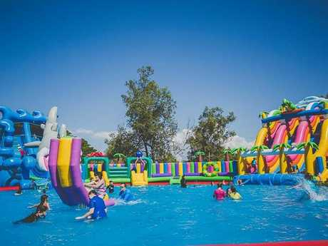 Water Wonderland is coming to Toowoomba.