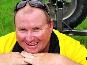 4WD enthusiast goes into top gear to raise funds