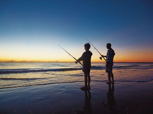 Top beach fishing spots near mackay queensland times for Nearby fishing spots