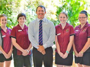 Big goals for Toolooa high school students