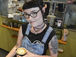 Toowoomba barista is crema of coffee art