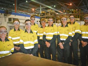 Apprentice program keeps it in the family