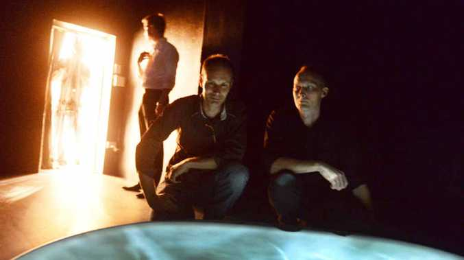 EVOLVING MEDITATION: Keith Armstrong and Lawrence English in the Vault at BRAG.